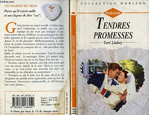 9782280138550: Tendres promesses (Collection Horizon)