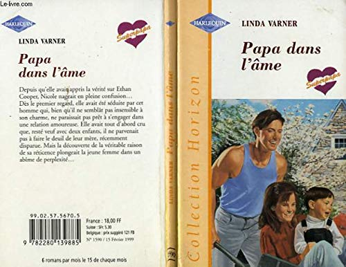 9782280139885: Papa dans l'âme (Collection Horizon)