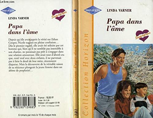 9782280139885: Papa dans l'âme (Collection Horizon)