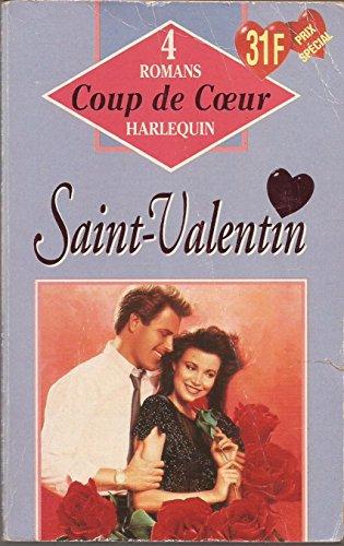 9782280151092: Le jour le plus romantique + Le c?ur pris au piège + Un couple parfait + V,, comme Valentine : Collection 4 romans coup de c?ur n° 10