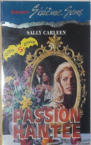 9782280160384: Passion hantée (Sixième sens)