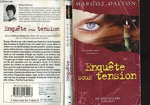 9782280164993: Enquête sous tension (Les best-sellers)