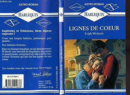 9782280210638: Lignes de coeur (Astro-roman)