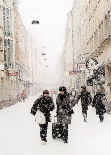 9782280234733: Un jour de neige