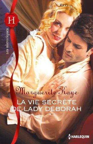 9782280311472: La vie secr�te de lady Deborah