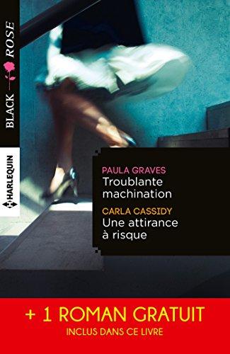 9782280330497: Troublante machination - Une attirance à risque - Captive d'un étranger: (promotion)