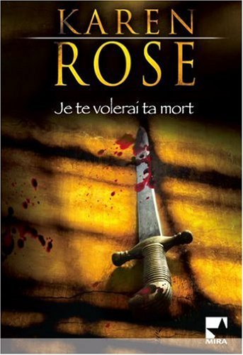 9782280808873: Je te volerai ta mort (French Edition)