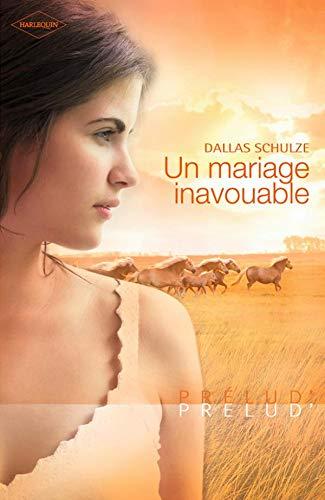 9782280816076: Un mariage inavouable