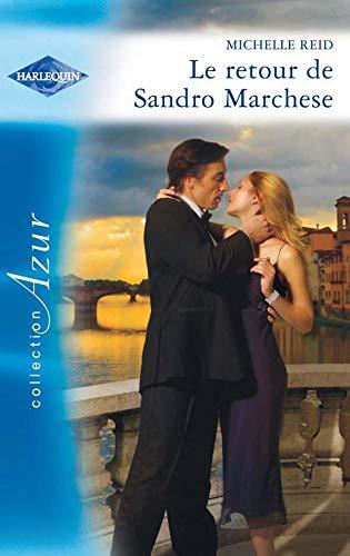 9782280819060: Le retour de Sandro Marchese