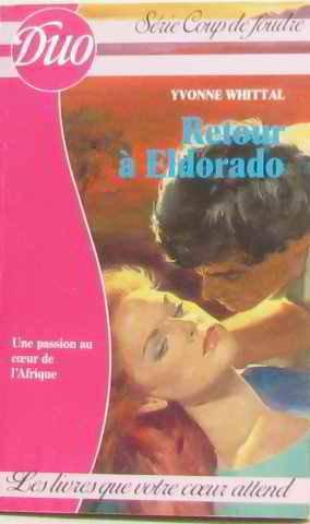 9782280821438: Retour � Eldorado (Duo)