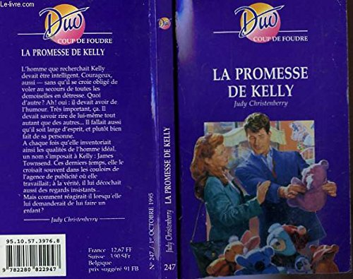 La promesse de Kelly: Judy Christenberry