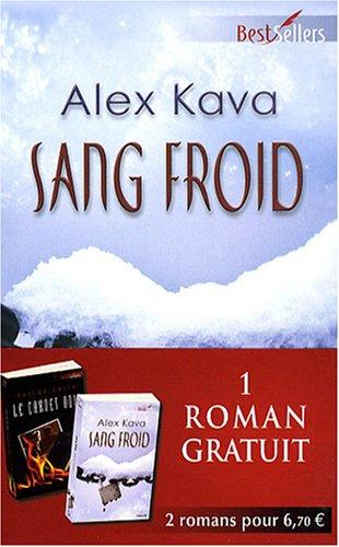 9782280840002: Sang Froid ; Le carnet noir : Pack en 2 volumes