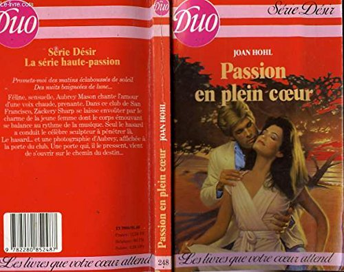9782280852487: Passion en plein coeur (Duo)