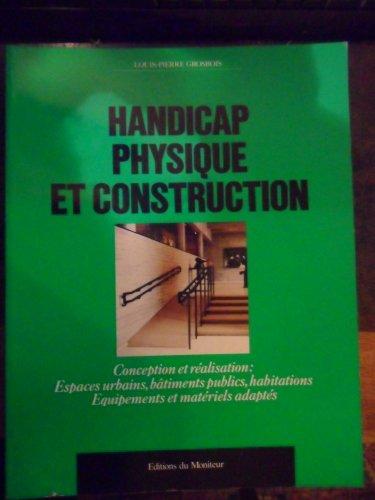 9782281111064: Handicap physique et construction