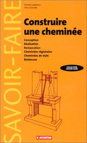 9782281111743: Construire une cheminée, 2e édition