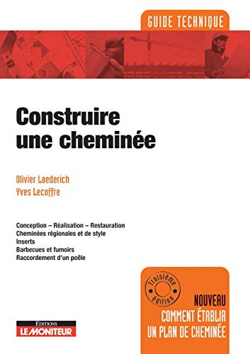 9782281112511: Construire une cheminée