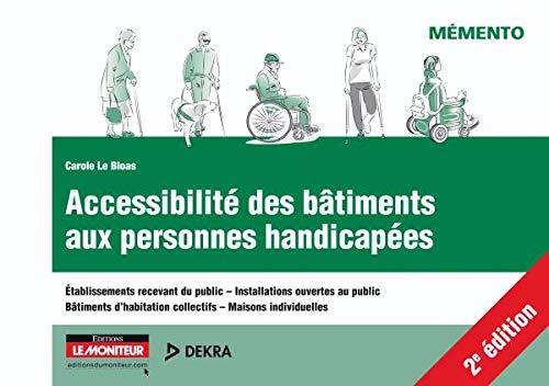 9782281114737: Accessibilité des bâtiments aux personnes handicapées (French Edition)