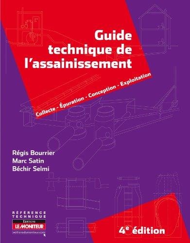 9782281114775: Guide technique de l'assainissement (French Edition)