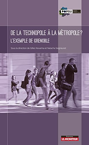 9782281118940: De la technolopole à la métropole ?: L'exemple de Grenoble (Hors collection)