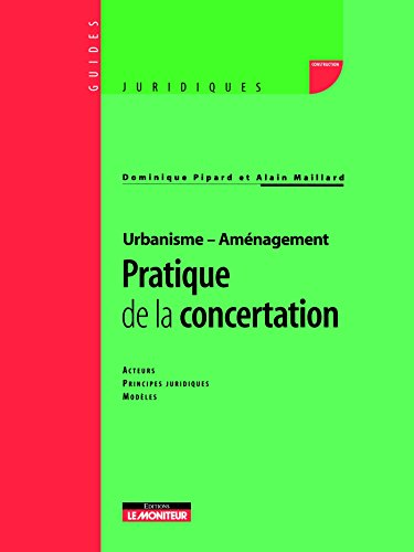 Urbanisme-Amenagement (French Edition): Le Moniteur Editions