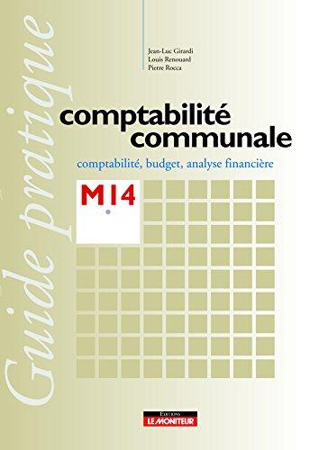 9782281126273: Guide pratique de la comptabilité communale : comptabilité, budget, analyse financière