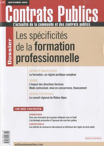 9782281127720: Contrats publics, N° 102, Septembre 20 (French Edition)