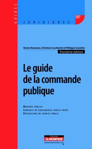 9782281128369: Le guide de la commande publique