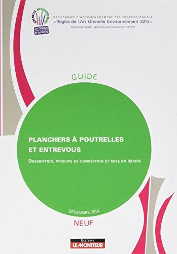 Planchers a Poutrelles et Entrevous - Neuf