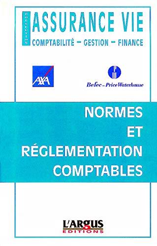 9782281180640: Assurance vie : Normes et réglementation comptables