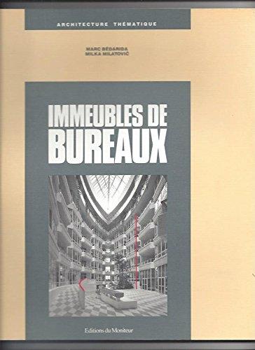 9782281190540: Immeubles de bureaux (Architecture thematique) (French Edition)