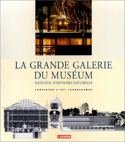 9782281190823: Grande galérie du muséum national d'histoire naturelle