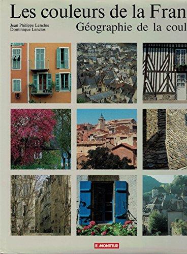 9782281190892: Les couleurs de l'Europe: Geographie de la couleur (French Edition)