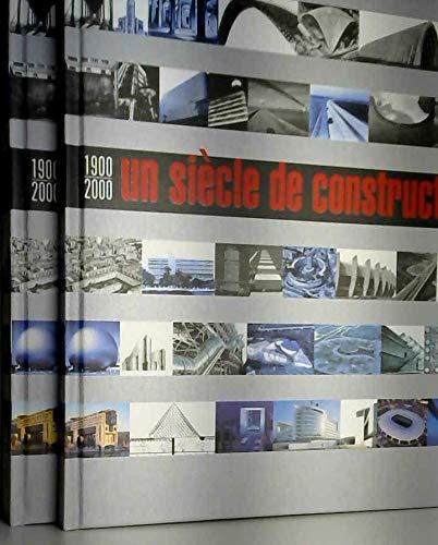 9782281191141: Un siècle de constructions