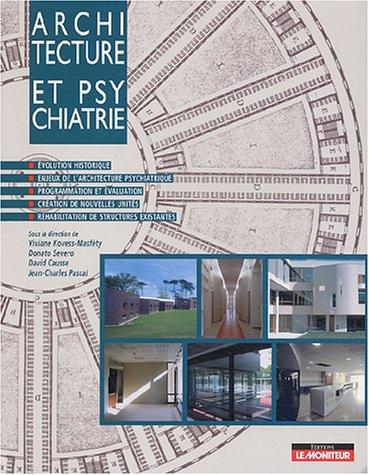 9782281192018: Architecture et psychiatrie
