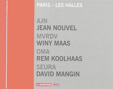 9782281192346: Paris les Halles - Concours 2004