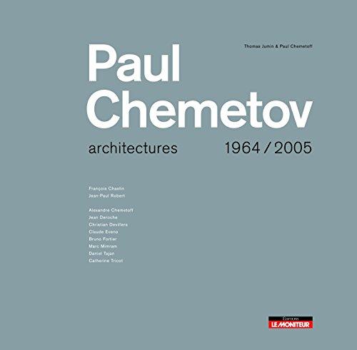 9782281192919: Paul Chemetov - architectures 1964/2005