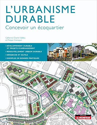 9782281193619: L'urbanisme durable : Concevoir un écoquartier
