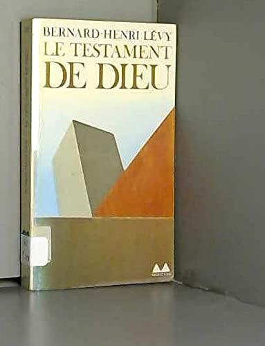 9782282302355: Le Testament de Dieu