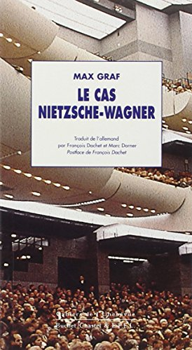 9782283018200: Le Cas Nietzsche Wagner (French Edition)
