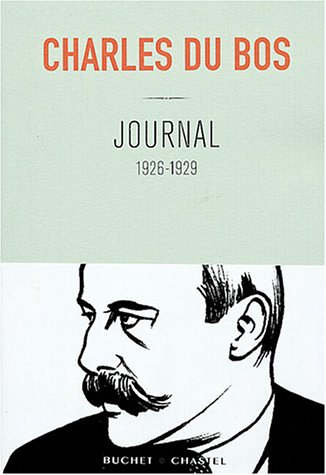 Journal (French Edition): Charles Du Bos