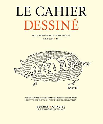 Cahier dessiné (Le), no 04: Collectif