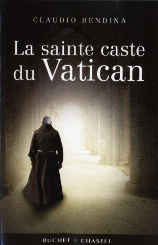 9782283024492: La Sainte Caste du Vatican