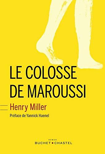 9782283027028: Le colosse de Maroussi