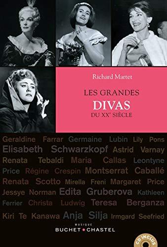 9782283028537: Les grandes divas du XXe siècle (1CD audio)