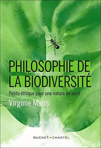 PHILOSOPHIE DE LA BIODIVERSITÉ N.É.: MARIS VIRGINIE
