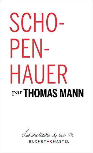 SCHOPENHAUER: MANN, THOMAS