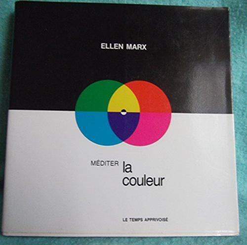 9782283580967: Méditer la couleur