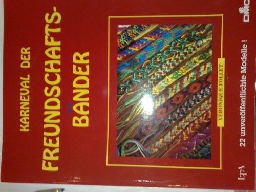 9782283581896: Carnet de bracelet bresiliens (allemand) (Travaux de Fils)