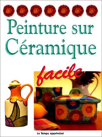 9782283584354: Peinture sur c�ramique facile
