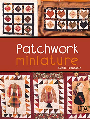 9782283586549: Patchwork miniature (French Edition)